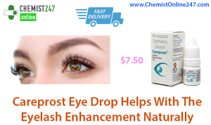 Use Careprost For Dark And Long Eyelashes