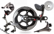 SRAM Red Road Groupset