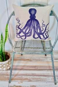 Octopus Pillow Covers