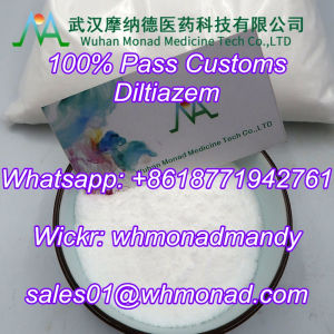 Dilthiazem hydrochloride 33286-22-5 with secure line to mexico