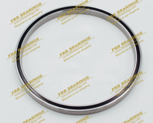 "Thin section sealed four point contact bearings JG series bearings(1"" X 1"")"