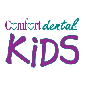 Logo for Comfort Dental Kids - Aurora