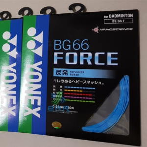 BG66 FORCE RACKET RESTRING SG ERR