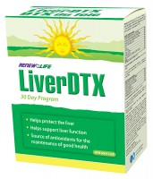 Save Your Liver with Renew Life Liver Detox