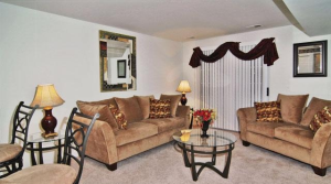 Woodlake Hills Apartments Living Room
