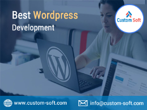 Best Wordpress Development by CustomSoft India