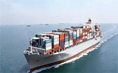 Ocean Freight Forwarder Logistics