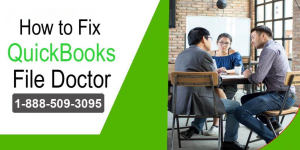 QuickBooks File Doctor : 18885093095