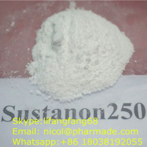 Anabolic Steroid Powder Sustanon 250 Testosterone Blend Powder nicol@pharmade.com (skype:lifangfang6