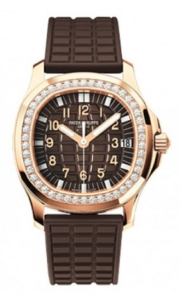 Patek Philippe Ladies Rose Gold Watch