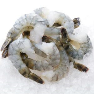 MEDIUM PRAWN PEELED DEVEINED TAIL ON