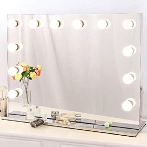 Hollywood Makeup Mirror Lighted Mirror