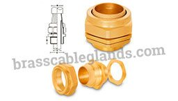 BW2 Brass Cable Gland Type