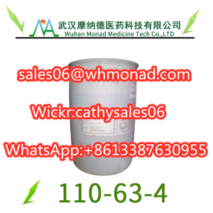 Factory Low Price 1,4-Butanediol bdo cas 110-63-4 in Stock