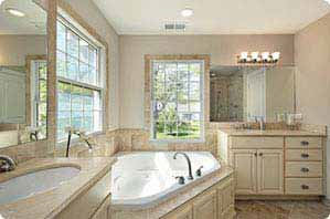 Think Outside the Box for Beautiful Bathroom