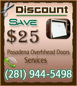 Pasadena Overhead Door Repair TX