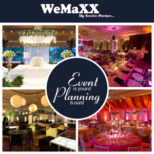 WeMaxx : One Stop Solution To Find Event Management Services in Pune