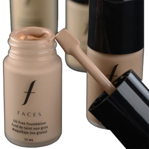 Faces Oil Free Foundation 602