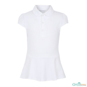 Dreamy White Polo Shirt – School Uniform Suppliers