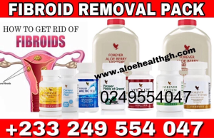 forever living fibroid pack