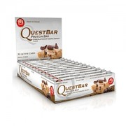 Quest Bar Chocolate Chip Cookie Dough and PGX Satisfast – Snacking as Never been this Healthy