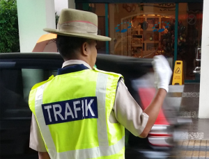 Security Guard and Patrolling