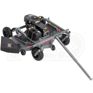 """Swisher (60"""") 17.5HP Finish Cut Tow-Behind Trail Mower w/ Electric Start (CA-Carb Compliant Model)"""