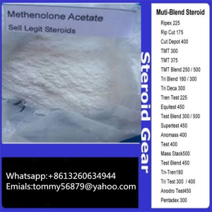 Methenolone Acetate steroid powder for weight loss