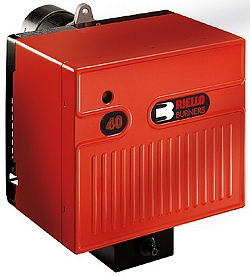 Riello 40 N Series One Stage Heavy Oil Burner For Sale Australia