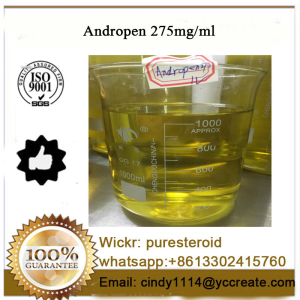 Mixed Steroids Injectable Oil Andropen 275 Mg/Ml for Bodybuilding whatsapp+8613302415760