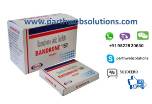 Bandrone 150 (Ibandronic Acid Tablets)
