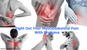 Fight Out Your Musculoskeletal Pain With ProSoma 500 mg