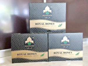 MARHABA ROYAL HONEY-20g Sachets X 10 Count