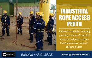 Industrial Rope Access Perth
