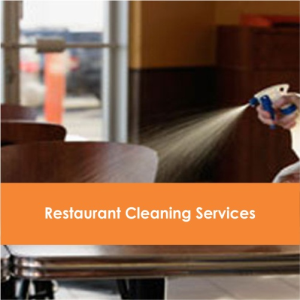 Restaurant Housekeeping Services