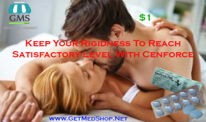 Avail Cenforce For Treating Erection Failure Successfully