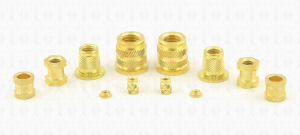 Brass Molding Inserts /  Moulding Inserts