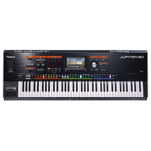 Roland Jupiter 80 76-Key Synthesizer Keyboard