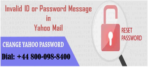 Recover Yahoo Mail Password