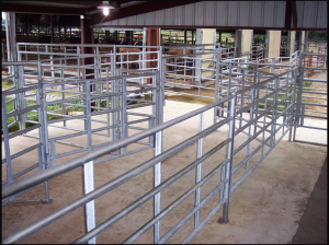 Tubular Fencing and Gate Products