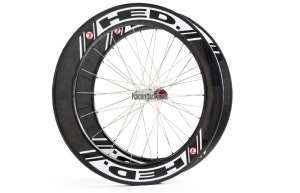 HED Stinger 7 Flamme Rouge Tubular Wheel