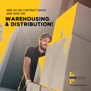 Warehousing and Distribution Company in UAE