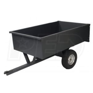 Precision Products 17 Cubic Foot Steel Dump Cart