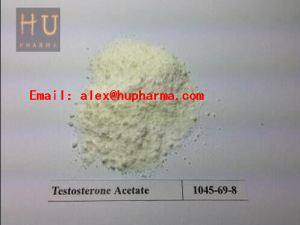 USA/UK domestic Hupharma Testosterone Acetate injectable steroids Powder