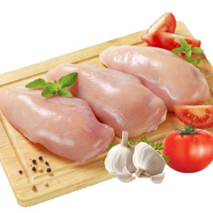 CHICKEN BREAST (SKINLESS & BONELESS)