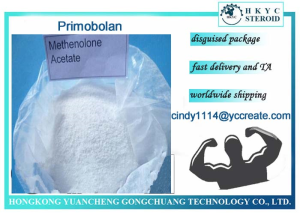 Primobolan Depot Steroid Powder Methenolone Enanthate whatsapp +8613302415760