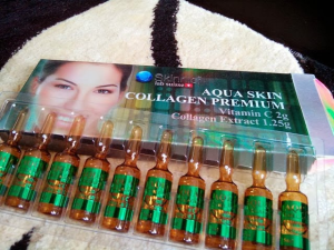 Buy Aqua Skin Collagen Premium Vit C Collagen Extract
