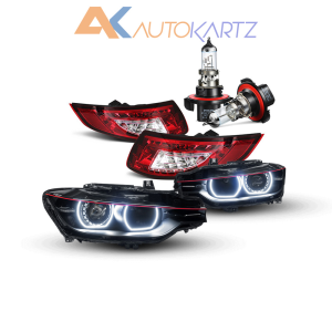 Car Headlights Car Tail Lights