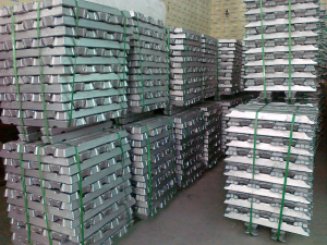 Aluminium Ingot for export