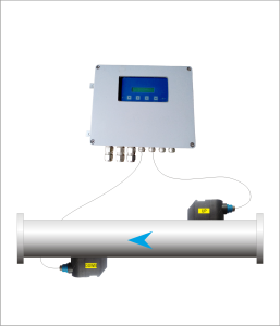 Clamp-On Type Ultrasonic Flow Meter : ASIONIC™ - 200C